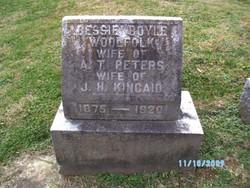 Bessie Boyle <i>Woolfolk</i> Kincaid