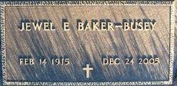Jewell Eva <i>Martin</i> Baker-Busey
