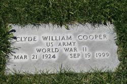Clyde William Cooper