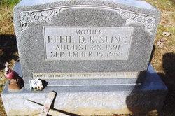 Effie <i>Dovel</i> Kisling