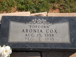 Aronia Popcorn Cox