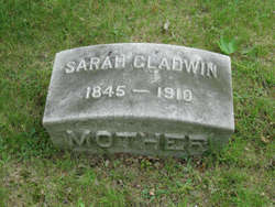 Sarah <i>Davenport</i> Gladwin