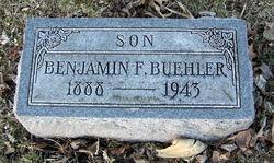 Benjamin F. Buehler