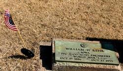 William H. Rehr