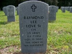 Raymond Lee Love, Sr