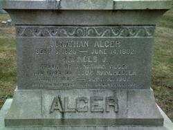 Frances J Alger