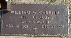 William W. Carrol