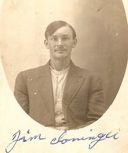 James Monroe Clolinger, Sr