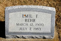 Emil F. Rehr