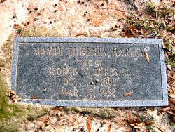 Mamie Eugenia <i>Harley</i> Dukes
