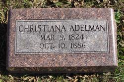 Christiana Adelmann