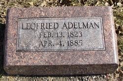 Leofried Adelmann