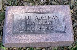 Lulu Adelman