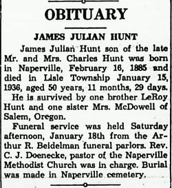 James Julian Hunt