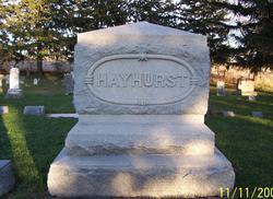 Eldon N. Hayhurst