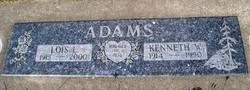 Lois Lorraine <i>Swigert</i> Adams