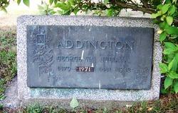 Julia Ann <i>Floyd</i> Addington
