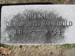 Irene Aderhold