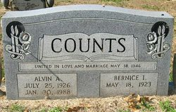 Alvin Arthur Counts
