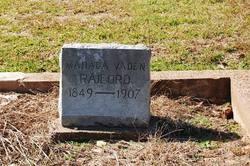 Mahala <i>Vaden</i> Raiford