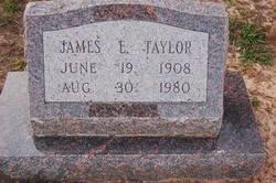 James Elwood Taylor