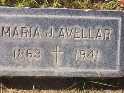 Maria Josephine <i>Augustine</i> Avellar