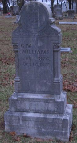 G M Williams