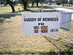 Calvary Baptist Church Garden of Memories Cemetery