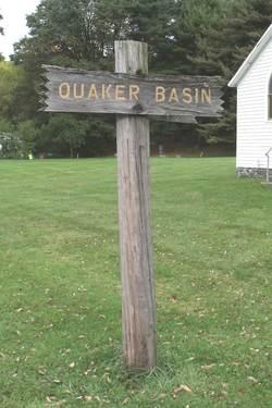 Quaker Basin Cemetery