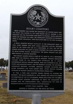 Heart Cemetery
