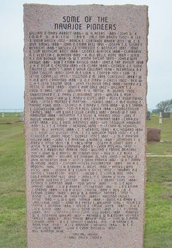 Navajo Cemetery