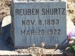 Reuben Shurtz