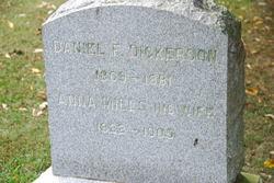 Anna <i>Mills</i> Dickerson