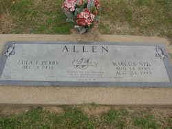 Eula Fern <i>Perry</i> Allen