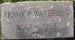 Frank P Wakefield