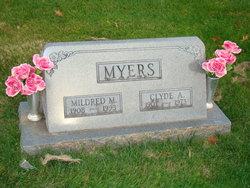 Mildred Mae <i>Wilson</i> Myers