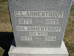 Clarence Lincoln Armentrout