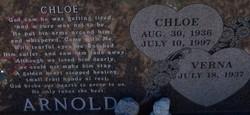 Chloe DeTroy Arnold
