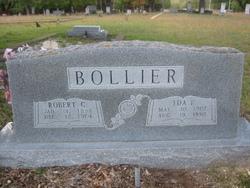 Ida Irene <i>Overcash</i> Bollier