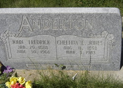 Cheltina Elizabeth <i>Jones</i> Anderton