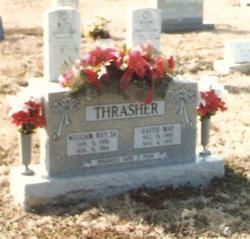 Hattie Mae <i>Eaves</i> Thrasher