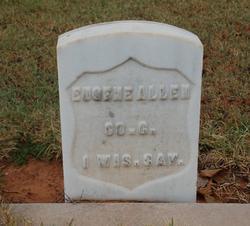 Pvt Eugene M Allen