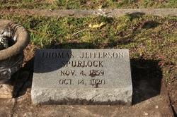 Thomas Jefferson Spurlock, Sr