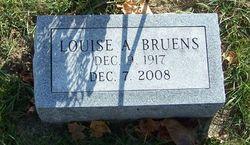 Louise A. <i>Scherf</i> Bruens