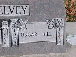 Oscar W Bill Helvey