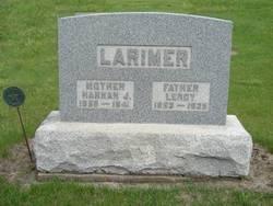 Hannah Jane <i>Prather</i> Larimer