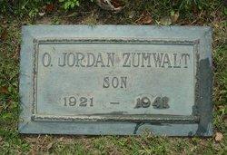 O. Jordan Zumwalt