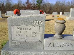 William L Willie Allison