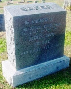 Dr Andrew Jackson Baker, Sr