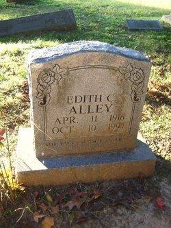 Edith C Alley